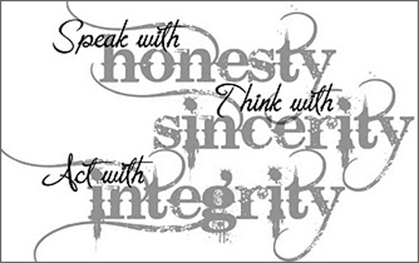 Sincerity Thats The Word Ministries